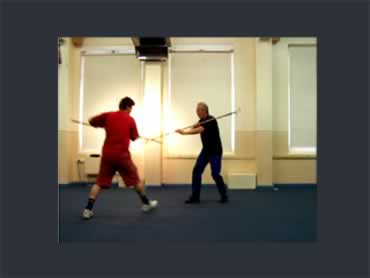 gallery of taiji, qigong and self defense training in Sydney